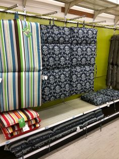 Kmart #3140 | 2014 Outdoor Furniture Cushions #pillows #design #colors  #trends