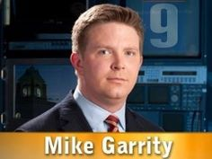 Mike Garrity, news reporter. Click on picture to view bio.