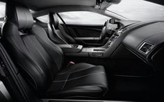 Aston Martin DB9 New Interior cars
