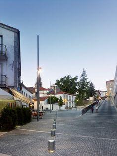 Reurbanización de San Clemente| Abalo+Alonso Santiago de Compostela (2012) | Foto: SAntos- Diez