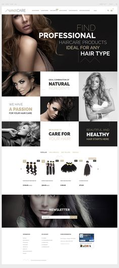 Beauty Shop #PrestaShop #Responsive Theme…