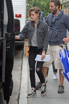Kristen Stewart Fashion Style : Photo