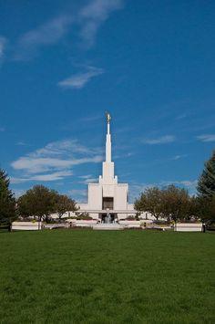 Denver Colorado LDS Temple | Flickr - Photo Sharing!