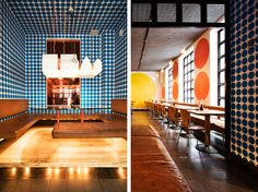 Identity  East is one of the first Asian restaurants in Stockholm. Björn Kusoffsky was part of the designconcept and created the awardwinning identity 20 years ago.