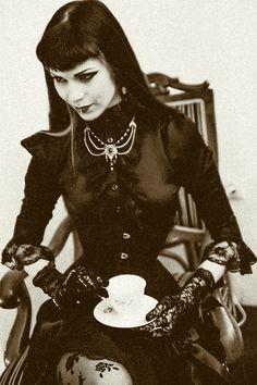 Dark Fashion, Gothic Fashion, Vampire Fashion, Steampunk Fashion, Emo Fashion, Dark Beauty, Gothic Beauty, Goth Subculture, Romantic Goth
