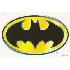 Batman Logo Edible Image