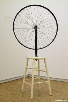 Duchamp Marcel Duchamp, Modern Sculpture, Sculpture Art, Dada Art Movement, Dada Artists, Philadelphia Museum Of Art, Recycled Art, Love Art, Photo Art