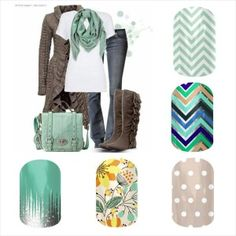 Fall Fashion with Jamberry!! Which look do you love the most? Shop these Jamberry styles now, www.kelleycrowe.jamberrynails.net and pair them with your favorite Fall Fashion!!  Everyone who purchases a Buy 3, Get 1 Deal in the month of Sept AND who uploads YOUR favorite Fall Fashion look and Jamberry combo will be entered to win either a FREE sheet of wraps of your choice OR the brand new mini heater just released Sept 1st!!!!  www.kelleycrowe.jamberrynails.net