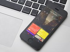 Dashboard screen by Stano Bagin—The Best iPhone Device Mockups → store.ramotion.com