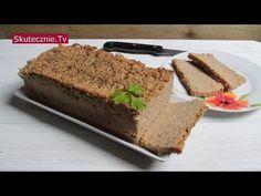 Pasztet z selera - Skutecznie.Tv | video przepisy na proste, smaczne i szybkie w przygotowaniu dania