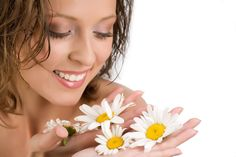 4 steps to Natural Beauty .. !