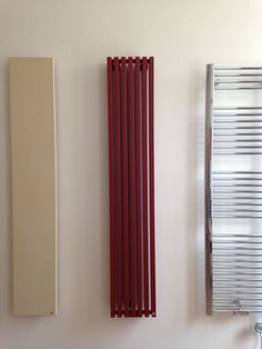 Ruby Twin: Designer home radiator with high heat output. Popular at reconstructions of interiors. Modern room radiator. Available in vertical or horizontal version. Coloured radiator - in 216 colours and textures. Central heating radiator. Delivery: 4 weeks.