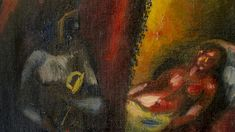 Похищение и возвращение «Отелло и Дездемоны» http://rupo.ru/m/5388/ #криминал #кражакартин #маркшагал