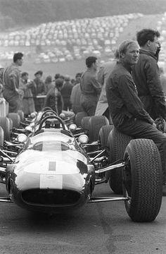 1964 British Grand Prix, Brands Hatch (ph: Fotolab)