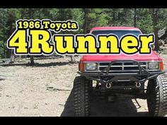 Why does everyone love the 1st Gen Toyota 4Runner? It's a no frills, true off-roader capable of tackling the most nature can bring.
