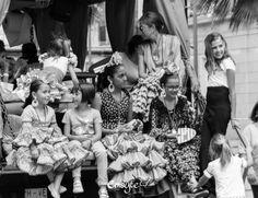 Familia, amigos y tradición. Huelva.