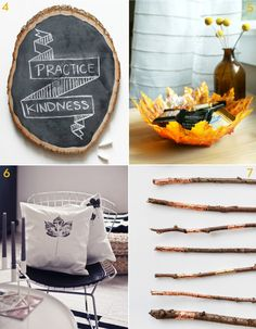 10 DIY Projects that use Natural Elements