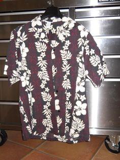 Vintage men's Hawaiian shirt  large by BopandAwe on Etsy, $20.00