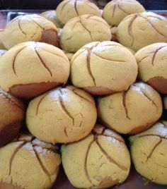 Nuestra Mesa - Receta para Hacer Pan de Yema