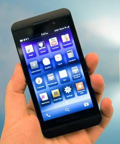 The BlackBerry Z10 is attracting positive buzz. Click to read our review.