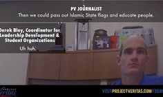 Shock video: Catholic university officials approved ISIS-support club