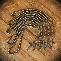 Groomsmen's Gifts - Paracord Rosaries