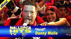 Danny Malle - Heidi - ein Party-Cover auf das bekannte Kinderlied. Danny Malle mit Gasteinlage auf der Bühne von Peter Wackel´s Bierkönig Karneval Partyboot 2014 in Köln. http://mallorcahitstv.de/2014/03/danny-malle-heidi/