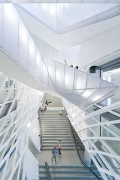 The Cooper Union for the Advancement of Science and Art by Morphosis - I Like Architecture