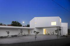 Texugueira House, Leiria, 2013 - Contaminar