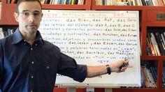 Articulos en Aleman - Reglas del DAS - Curso Aleman 31