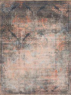Transcendence Wool & Silk - Brilliance - Samad - Hand Made Carpets