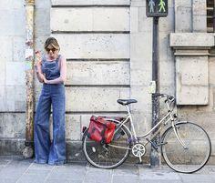 """Au Revoir Paris  see you soon!! Última fotinho em Paris usando look @damyller #damyllerfever #pfw pic by @leeoliveira"""