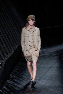 5351 Pour les Hommes  Spring/Summer 2016 - Mercedes-Benz Fashion Week Tokyo