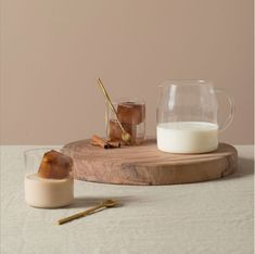 Asili x Citta Salad Servers Iced Coffee, Coffee Cans, Wood Tree, Wood Sizes, Serving Board, Spice Things Up, Panna Cotta, Spices, Artisan