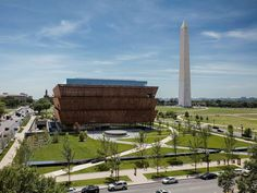 GGN designed the landscape for the National Museum of African American History and Culture in Washington, DC (photo by Andrew Moore).