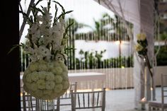 Gorgeous flowers can really add to your special day #SecretstheVineCancun #Mexico #DestinationWedding