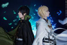 ichinosehikaru(一之濑光) Mikaela Hyakuya (Seraph of the End) Cosplay Photo - WorldCosplay
