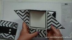 Today we will be making this unique card with lots of folds using Stampin'Up! products with Stampin'Up! Demonstrator Dawn Griffith . Thanks for watching :) —....