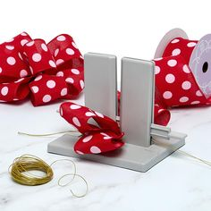 Bowdabra® Bow Making & Design Tool | Shop PaperMart.com Make Design, Tool Design, Wholesale Packaging Supplies, Tool Shop, Website Features, Bow Making, Diy Hair Bows, How To Make Bows, Diy Hairstyles