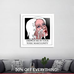 Discover «Toxic», Numbered Edition Acrylic Glass Print by Max Movko - From $75 - Curioos