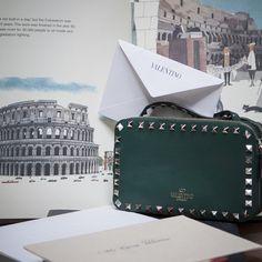 - Rome: Preparing for the Valentino couture show.Photo: @fashion_press