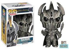 Sauron And Smaug Go Adorable For Funko's 'The Hobbit: The Battle Of Five Armies' Figures [Exclusive]