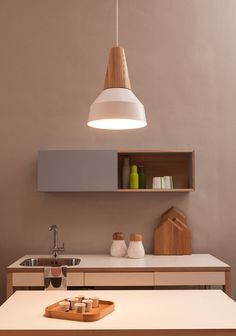 """Eikon Basic"" lamp by Schneid"