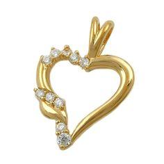 Anhänger Herz vergoldet 3 Micron Dreambase http://www.amazon.de/dp/B00H2IEN0G/?m=A37R2BYHN7XPNV