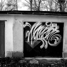 Canser (@everytagcounts) bringing heat whatever the tool. I'd suggest you head to the Handstyler YouTube channel and subscribe cause something is cooking in the lab... (link in bio)  #kanser #handstyle #graffiti //follow @handstyler on Instagram