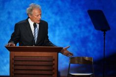 The speech that Clint Eastwood gave at the Republican National Convention incited lots of fiery attacks from Hollywood Thursday night. #examinercom