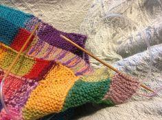 10 stitch blanket, corner tute