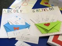 sight word and alphabet books