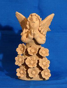Clay Angel Oaxaca by Teyacapan, via Flickr
