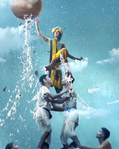 Janmastami Greetings Made using Star Bharat's Promotion Video for Special Episode Krishna Gif, Radha Krishna Holi, Cute Krishna, Lord Krishna Images, Radha Krishna Pictures, Krishna Photos, Happy Janmashtami Image, Janmashtami Images